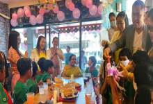"Itanagar:  A new outlet of ""SALT & SPICE"" Restaurant inaugurated at Akashdeep"