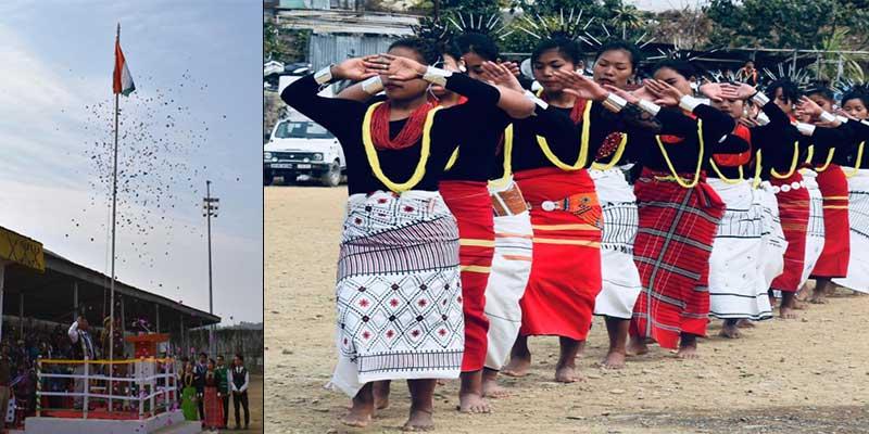 Arunachal: 35th Statehood day celebrated in Longding