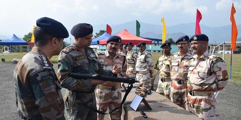 Arunachal: 1 AP Bn NCC conducts CATC at RGU