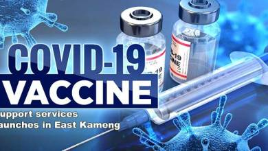 Arunachal: Covid Vaccine support services launches in East Kameng