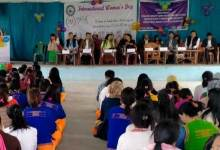Arunachal:64 SHGs of Roing and Meka CD Blocks celebrates International Women's Day