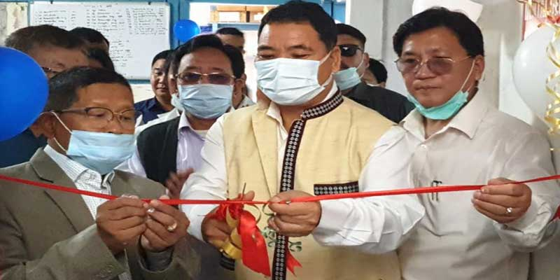 Arunachal- Alo Libang launches Opioid substitution therapy, free diagnostic service, at Itafort UPHC