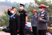Meghalaya: Arunachal Governor attends 186th Raising Day of Assam Rifles held  in Shillong