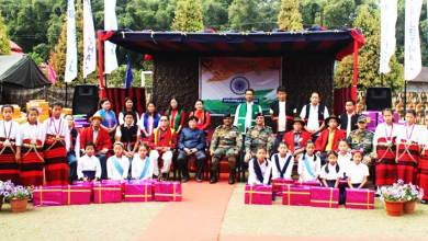 Arunachal: Indian Army facilitates education in remote villages of East Siang