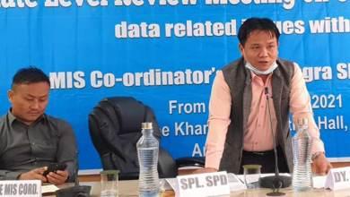 Arunachal: Two days Review Meeting on UDISE 2019-21 begins