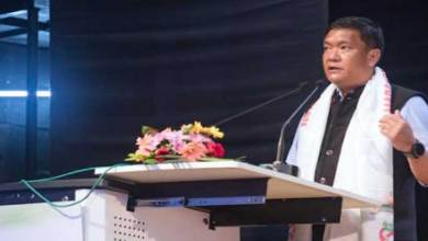 To make Itanagar the cleanest city is certainly challenging but not impossible- Pema Khandu