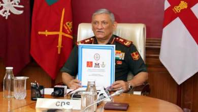 CDS General Bipin Rawat operationalises Joint Logistics Node in Mumbai