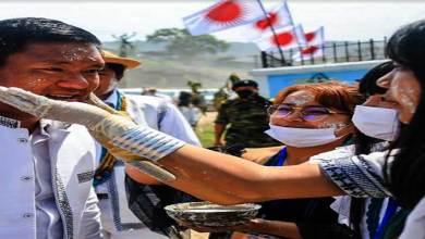 Arunachal: Pema Khandu attends Mopin festival at Basar in Leparada district