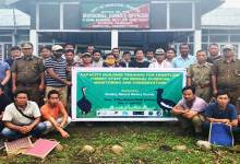 BNHS organizes capacity building training on monitoring and conservation of Bengal Florican for frontline staff of DEWS