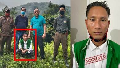 Arunachal: Tumi Ado, 'wanted' in several cases arrested by West Siang Police
