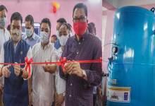 Arunachal: Pema Khandu inaugurates two oxygen plants at TRIHMS