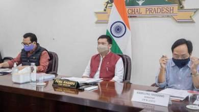 Arunachal: Pema Khandu emphasizes on scientific drainage master plan for Itanagar Capital Region