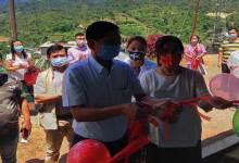 Arunachal: DC Kra Daadi launches the Maha Aabhiyaan for Covid-19 Vaccination
