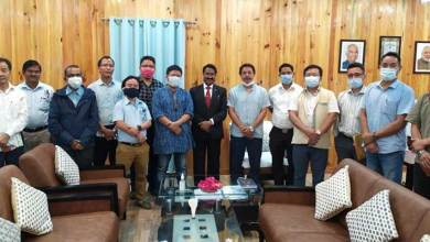 RGU ordinance-2021: AAPSU team met with VC on its rectification issue