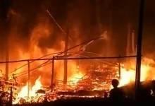 Arunachal: Man dies, 2 houses burnt in a fire incident in khogla village