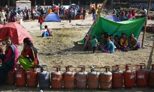 Nepal border blockade 'threatens the future of the country itself', says UN