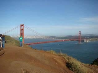 San Francisco skyline as a backdrop