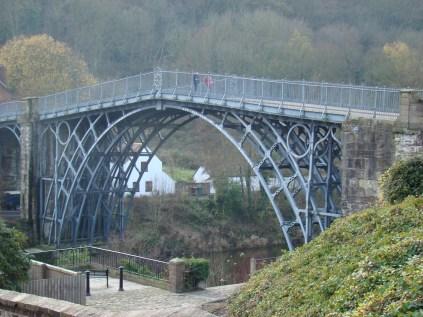 Iron Bridge at Telford