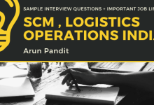 Photo of Interview Questions for Operations , Logistics , SCM related profiles & 50+ Job Links