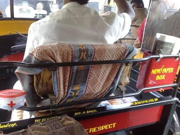 Rickshaw Mumbai 1