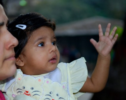 Photos of Meera at the Jijamata Zoo Ranibaug in Mumbai by Arun Shanbhag