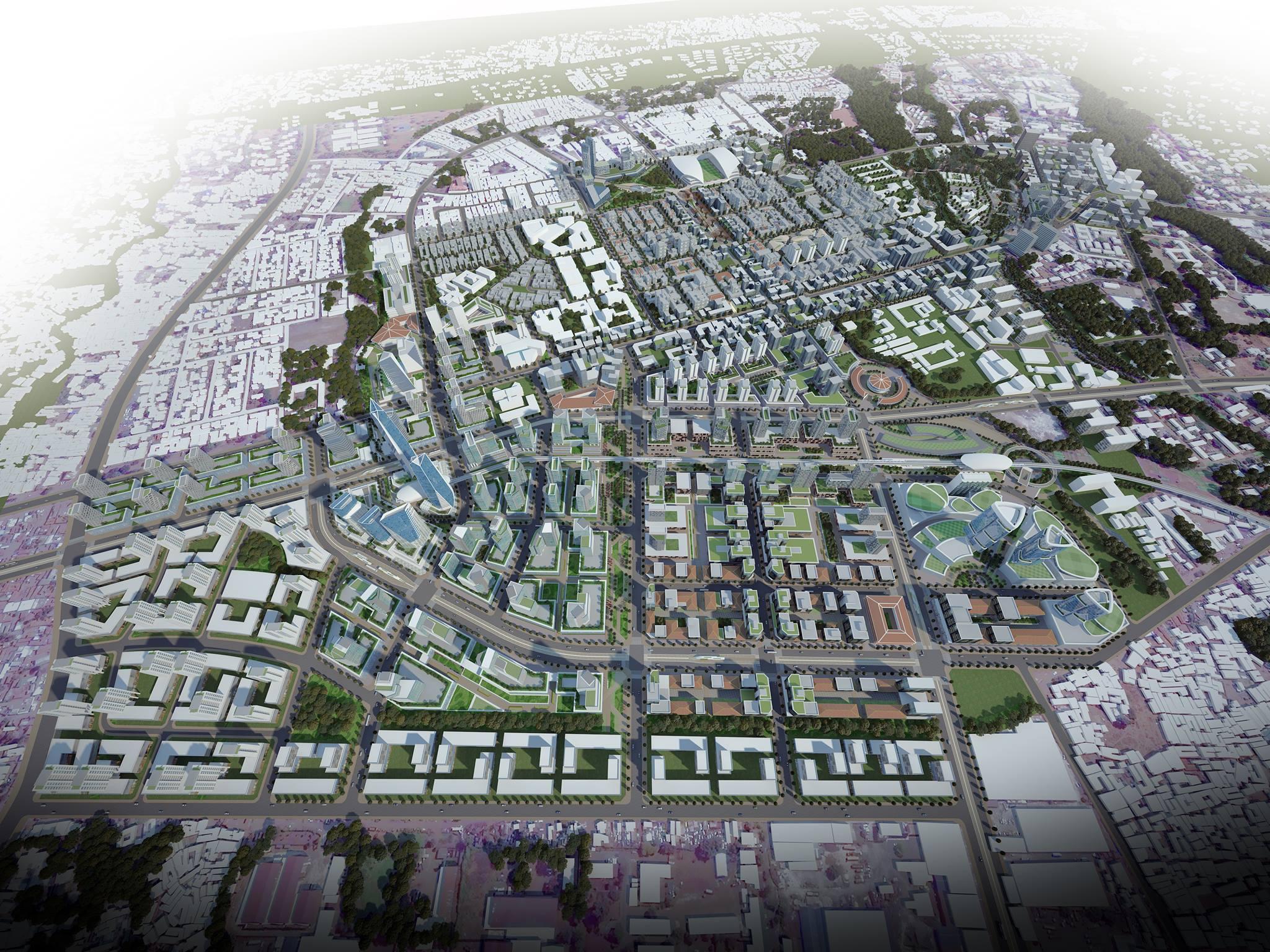 Arusha Master Plan 2035