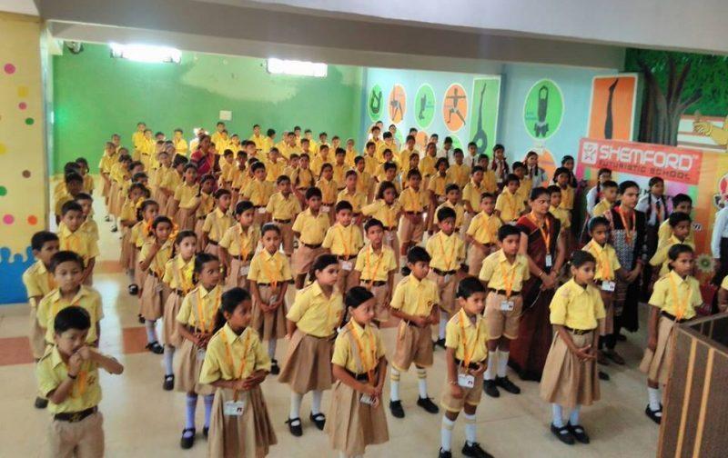 ShemFord Futuristic School - Haldwani Students