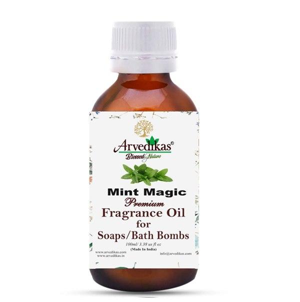 Mint Magic Fragrance Oil for Soap Making