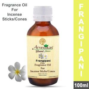 Frangipani Fragrance Oils For Incense Sticks