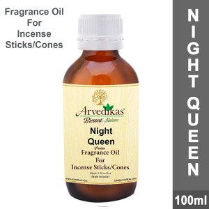 Night Queen Fragrance Oils For making Incense Sticks