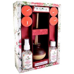 Fragrance Reed Diffuser Set
