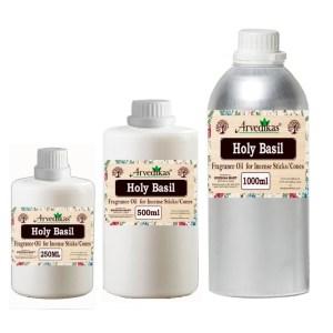 Holy Basil Fragrance Oil for Incense Stick / Cones