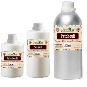 Patchouli Fragrance Oil For Incense Stick / Cones