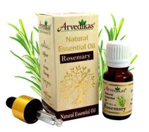 Rosemary Essential Oil for Anti Ageing