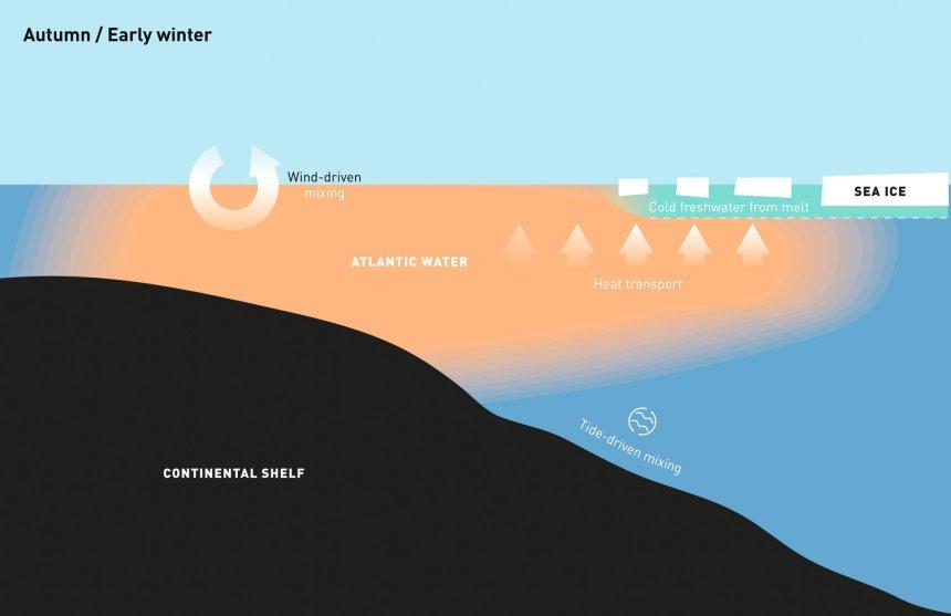 Illustrations: Reibo / Arild Sundfjord, Norwegian Polar Institute and Angelika Renner, Institute of Marine Research.