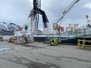RV Helmer Hanssen Tromsø UiT