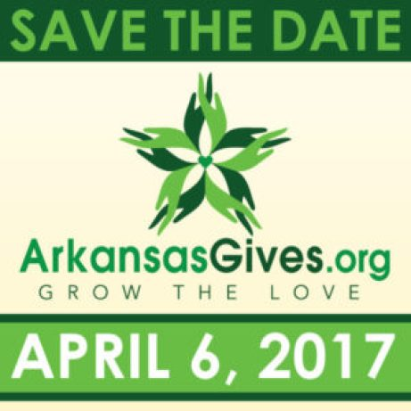 Arkansas Gives SavetheDate