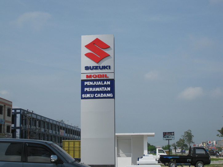 Arvindo Advertising : Tower Sign