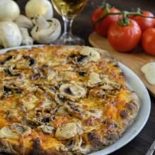 ArVolo Pizza rossa Funghi