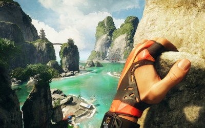 The Climb – Crytek Announces New Virtual Reality Climbing Game