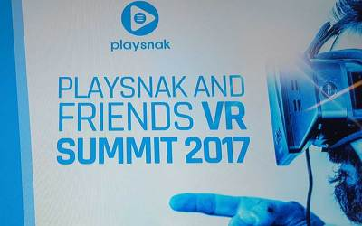 Playsnak & Friends VR Summit 2017