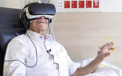 Start VR and Samsung Introduce VR to Chemotherapy Patient Program