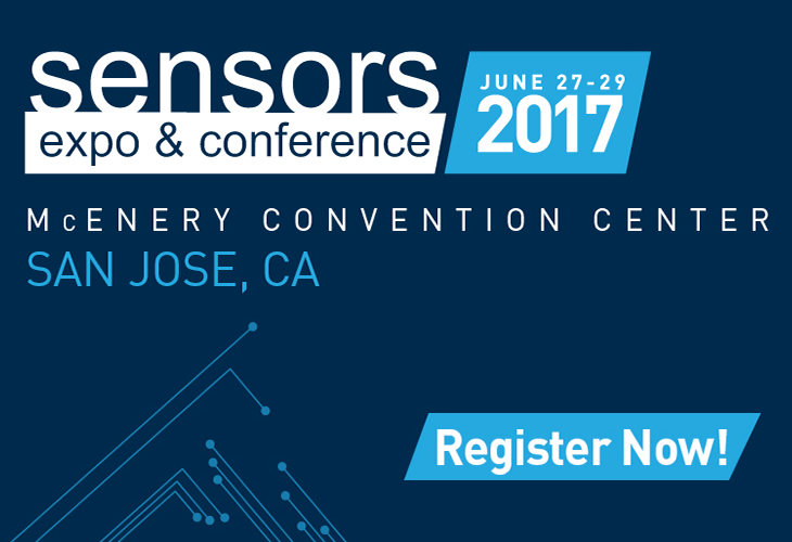 Keynote Speakers Announced for 2017 Sensors Expo & Conference in San Jose
