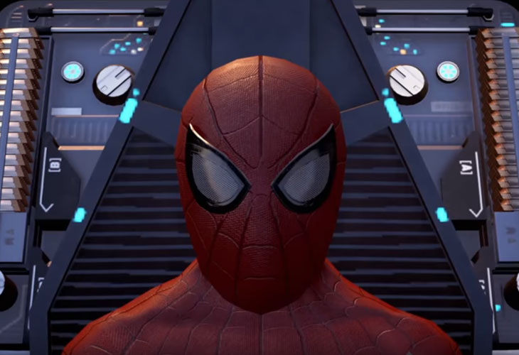 Intel Teams with Sony Pictures VR to Create 'Spider-Man: Homecoming' VR Experience
