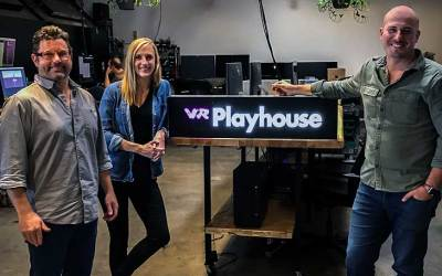 VR Playhouse Merges with Identity FX, Shifts Ian Forester to CEO