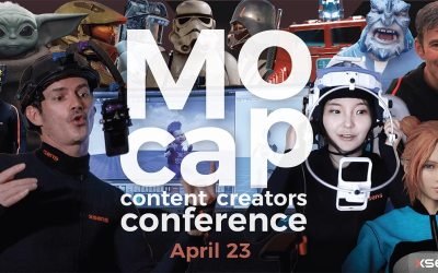 Xsens Launches Free Registration to World-First Mocap Content Creators Conference