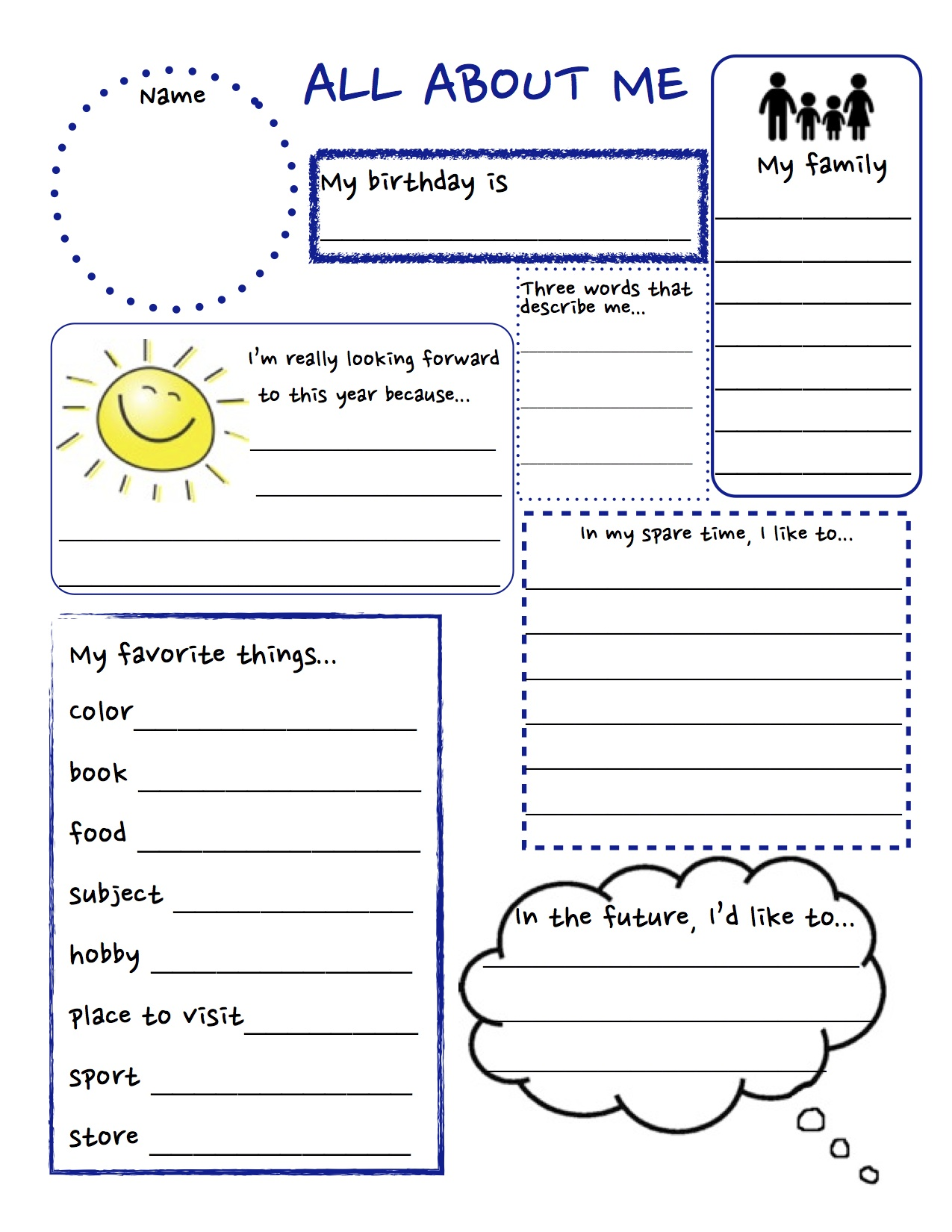 Worksheet Get To Know Me Worksheet Worksheet Fun Worksheet Study Site
