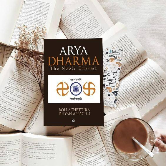 Arya Dharma Cover