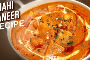 Special Shahi Paneer Recipe Dhaba Style in English