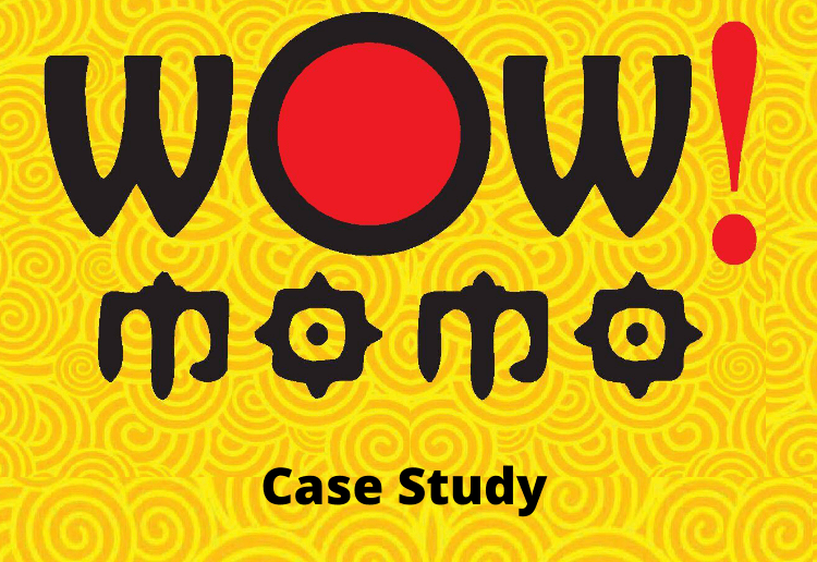 Wow Momo! Case study